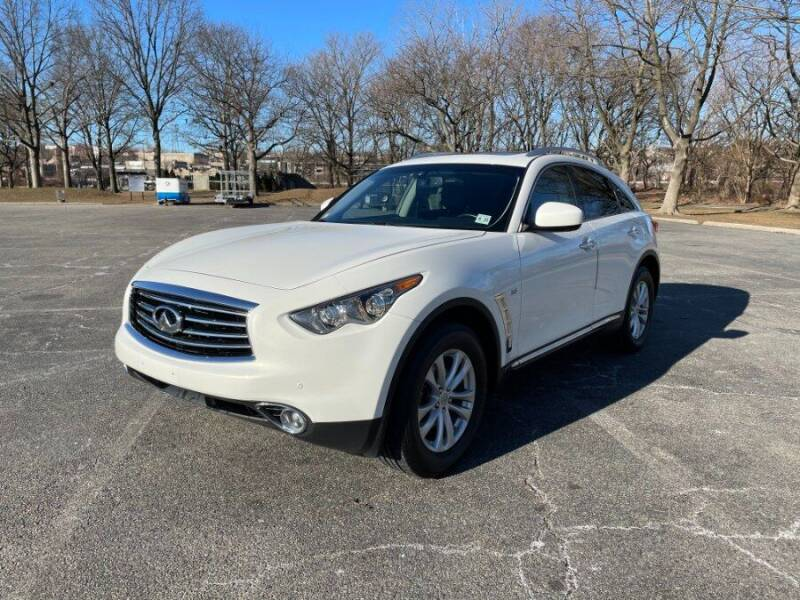 2016 Infiniti QX70 for sale at Cars With Deals in Lyndhurst NJ