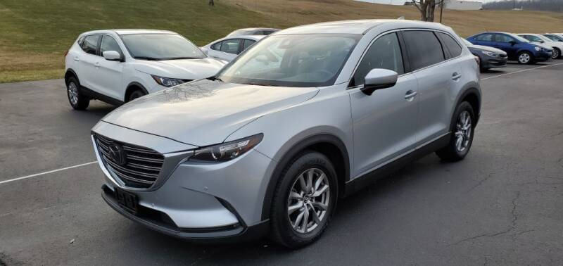 2018 Mazda CX-9 for sale at Gallia Auto Sales in Bidwell OH