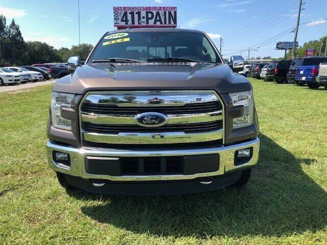 2016 Ford F-150 for sale at Unique Motor Sport Sales in Kissimmee FL