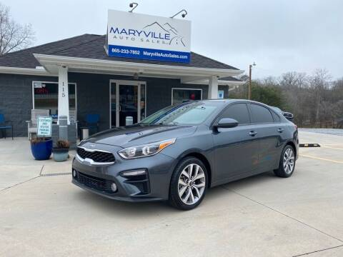 2019 Kia Forte for sale at Maryville Auto Sales in Maryville TN
