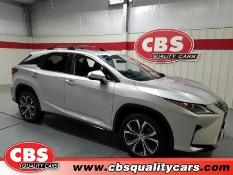 2016 Lexus RX 350 for sale at CBS Quality Cars in Durham NC