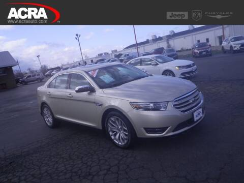 2017 Ford Taurus for sale at BuyRight Auto in Greensburg IN