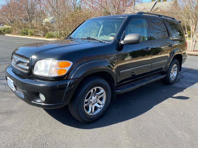2004 Toyota Sequoia for sale at Car World Inc in Arlington VA