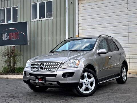 2008 Mercedes-Benz M-Class for sale at Haus of Imports in Lemont IL
