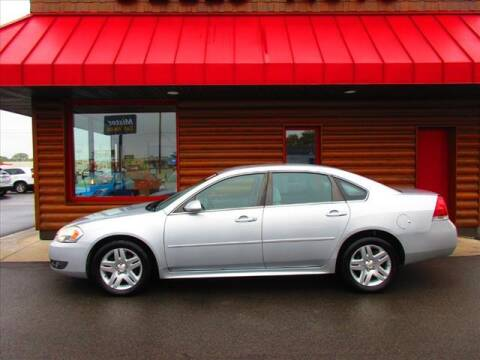 2010 Chevrolet Impala for sale at Sells Auto INC in Saint Cloud MN