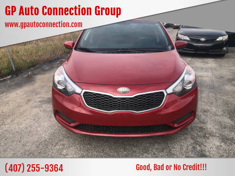 2014 Kia Forte for sale at GP Auto Connection Group in Haines City FL