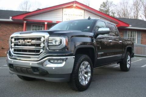 2017 GMC Sierra 1500 for sale at Peach State Motors Inc in Acworth GA