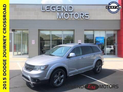 2015 Dodge Journey for sale at Legend Motors of Detroit in Detroit MI