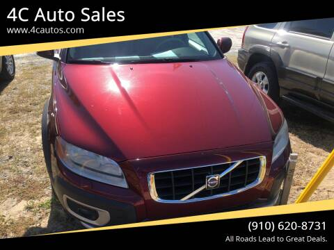 2008 Volvo XC70 for sale at 4C Auto Sales in Wilmington NC