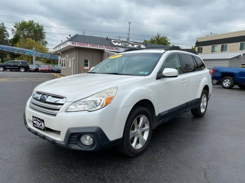 2013 Subaru Outback for sale at WOLF'S ELITE AUTOS in Wilmington DE