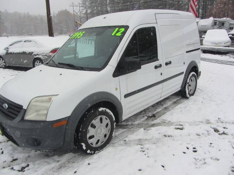 2012 Ford Transit Connect for sale at Jons Route 114 Auto Sales in New Boston NH