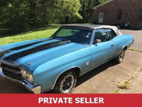 1970 Chevrolet Chevelle for sale at US 24 Auto Group in Redford MI