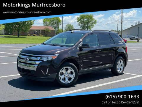 2014 Ford Edge for sale at Motorkings Murfreesboro in Murfreesboro TN