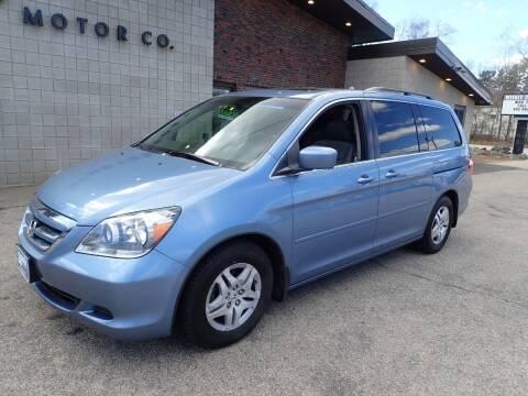 2007 Honda Odyssey for sale at S & J Motor Co Inc. in Merrimack NH