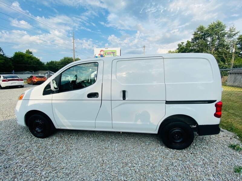 2015 Nissan NV200 for sale at HonduCar's AUTO SALES LLC in Indianapolis IN