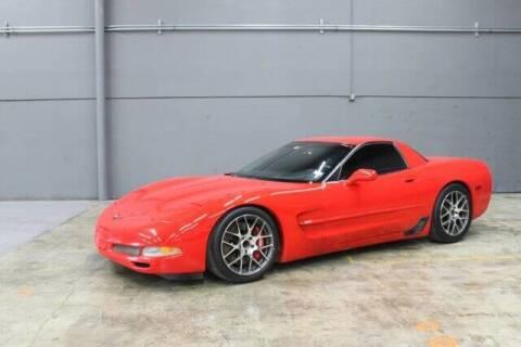 1999 Chevrolet Corvette for sale at EA Motorgroup in Austin TX