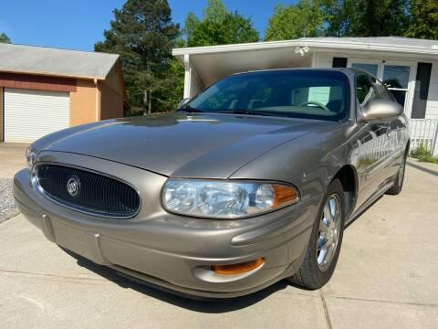 2003 Buick LeSabre for sale at Efficiency Auto Buyers in Milton GA
