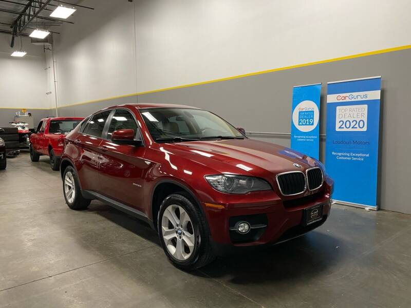 2012 BMW X6 for sale at Loudoun Motors in Sterling VA