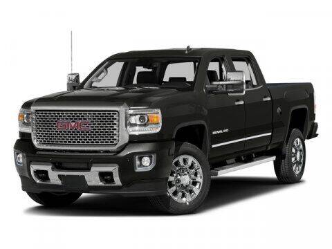 2016 GMC Sierra 2500HD for sale at Loganville Ford in Loganville GA