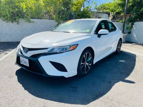 2018 Toyota Camry for sale at Used Cars Fresno Inc in Fresno CA