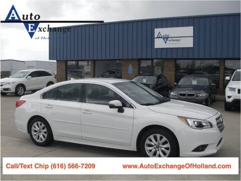 2017 Subaru Legacy for sale at Auto Exchange Of Holland in Holland MI