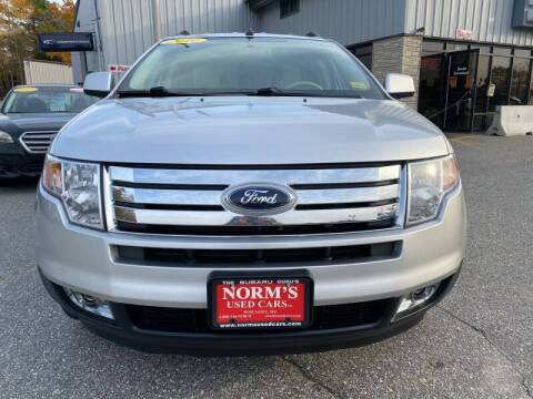 2010 Ford Edge for sale at NORM'S USED CARS INC - Trucks By Norm's in Wiscasset ME