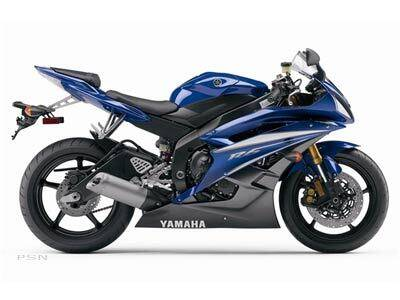 2007 Yamaha YZF-R6 for sale in Sioux Falls, SD