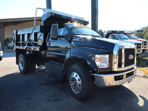 2021 Ford F-750 Super Duty for sale at Ken Wilson Ford in Canton NC