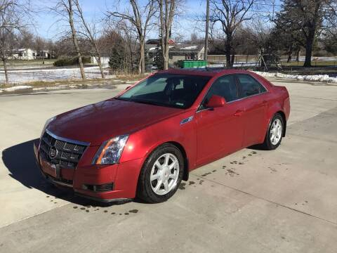 2008 Cadillac CTS for sale at Bam Motors in Dallas Center IA