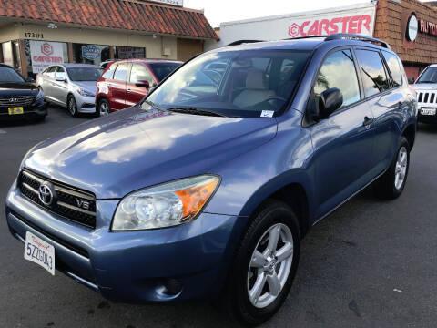 2007 Toyota RAV4 for sale at CARSTER in Huntington Beach CA