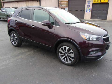 2018 Buick Encore for sale at Dave Thornton North East Motors in North East PA
