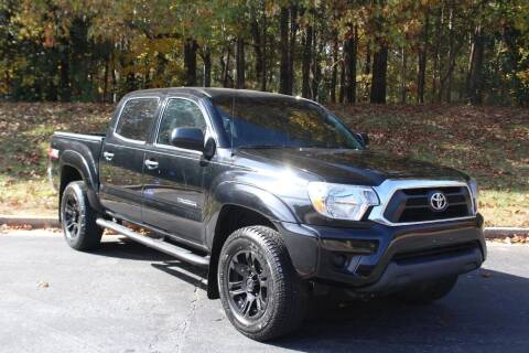 2015 Toyota Tacoma for sale at El Patron Trucks in Norcross GA