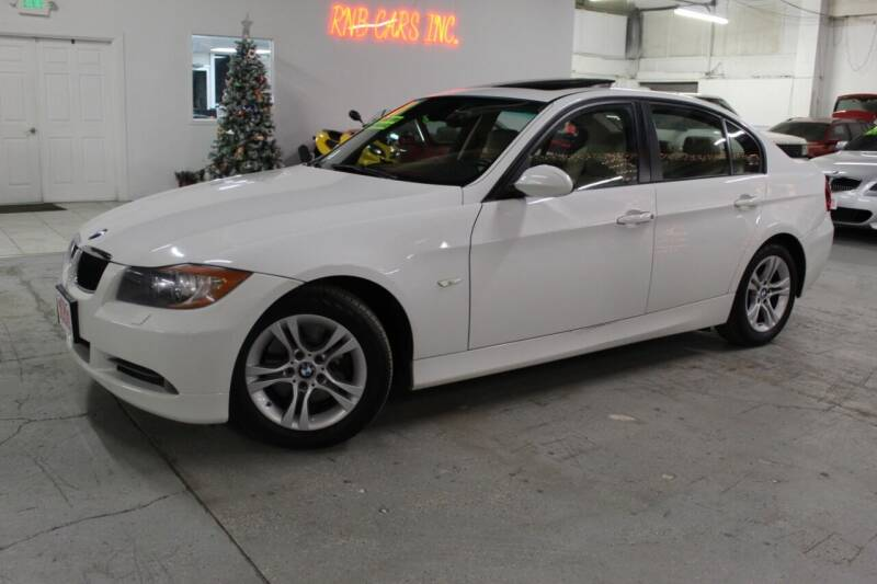 2008 BMW 3 Series for sale at R n B Cars Inc. in Denver CO