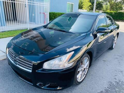 2011 Nissan Maxima for sale at LA Motors Miami in Miami FL