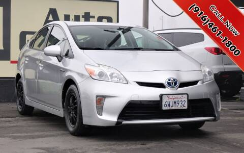 2013 Toyota Prius for sale at H1 Auto Group in Sacramento CA