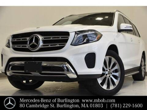 2018 Mercedes-Benz GLS for sale at Mercedes Benz of Burlington in Burlington MA