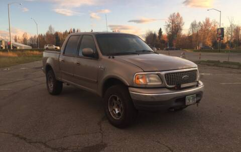 2002 Ford F-150 for sale at Freedom Auto Sales in Anchorage AK