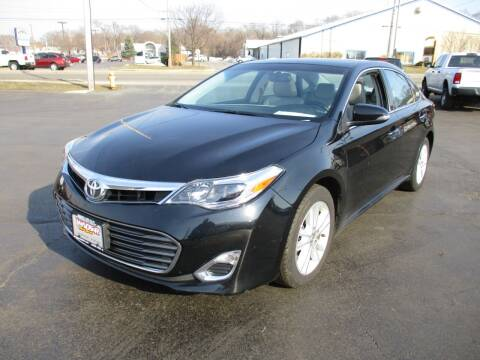 2013 Toyota Avalon for sale at Windsor Auto Sales in Loves Park IL