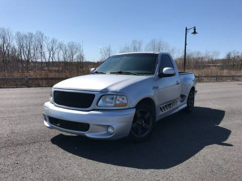 2002 Ford F-150 SVT Lightning for sale at CLIFTON COLFAX AUTO MALL in Clifton NJ