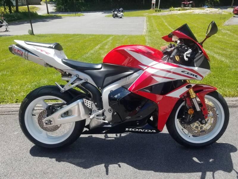 2012 Honda CBR600RR for sale in Brewster, NY