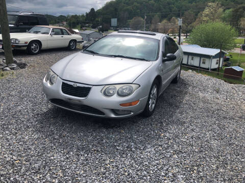 2002 Chrysler 300M for sale at BOLLING'S AUTO in Bristol TN