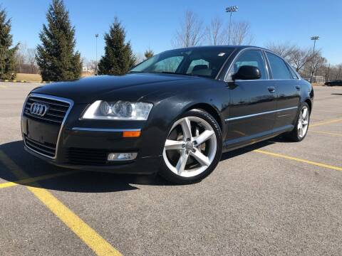 2008 Audi A8 for sale at Car Stars in Elmhurst IL