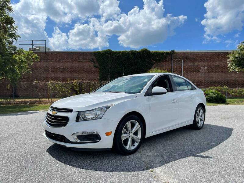 2015 Chevrolet Cruze for sale at RoadLink Auto Sales in Greensboro NC