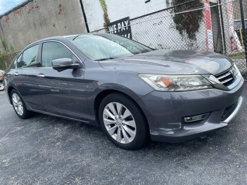 2013 Honda Accord for sale at Murrays Used Cars Inc in Baltimore MD
