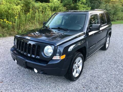 2015 Jeep Patriot for sale at R.A. Auto Sales in East Liverpool OH