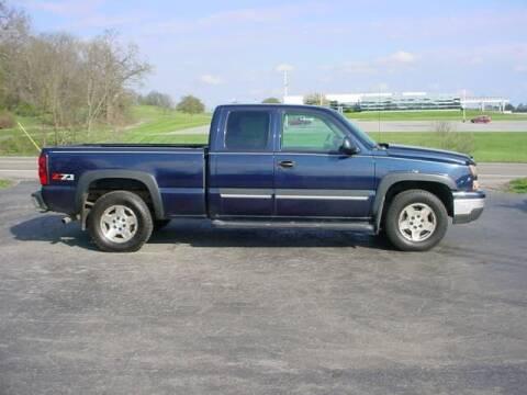 2006 Chevrolet Silverado 1500 for sale at Westview Motors in Hillsboro OH