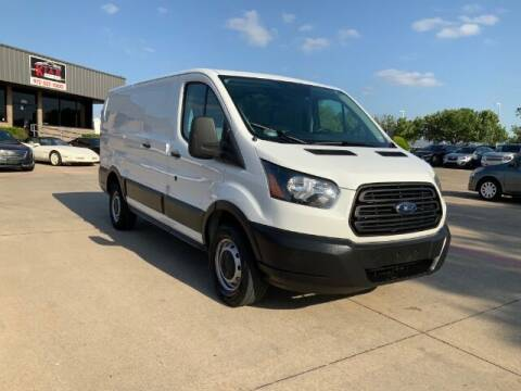 2019 Ford Transit Cargo for sale at KIAN MOTORS INC in Plano TX