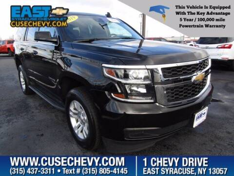 2019 Chevrolet Tahoe for sale at East Syracuse Performance Sales & Service in Syracuse NY