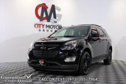 2017 Chevrolet Equinox for sale at City Motor Group, Inc. in Wanaque NJ