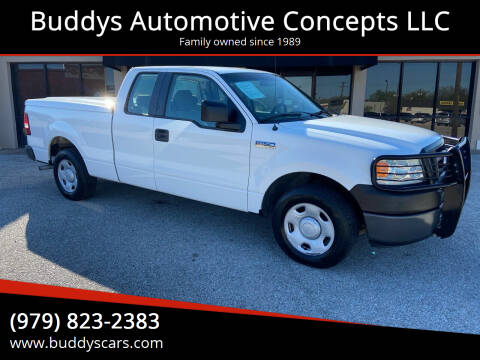 2008 Ford F-150 for sale at Buddys Automotive Concepts LLC in Bryan TX